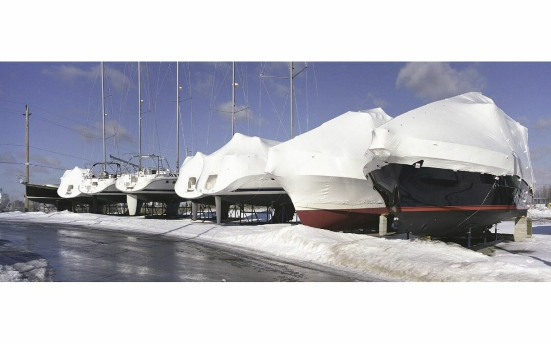 It's Officially Time To Winterize Your Boat